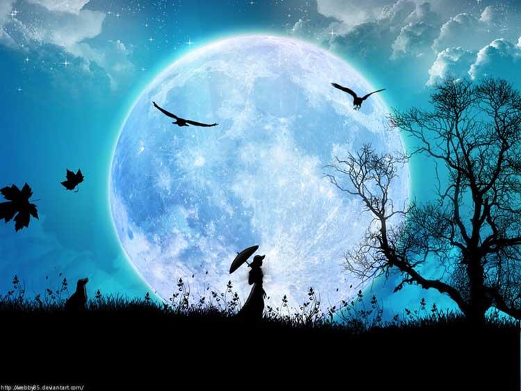 Luna LLena de Aries