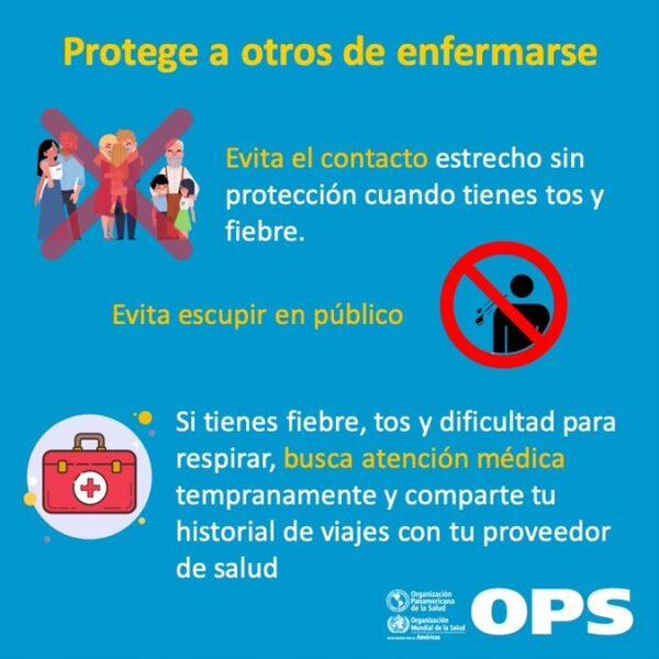 FAQ Coronavirus  Mitos y Consejos OPS OMS