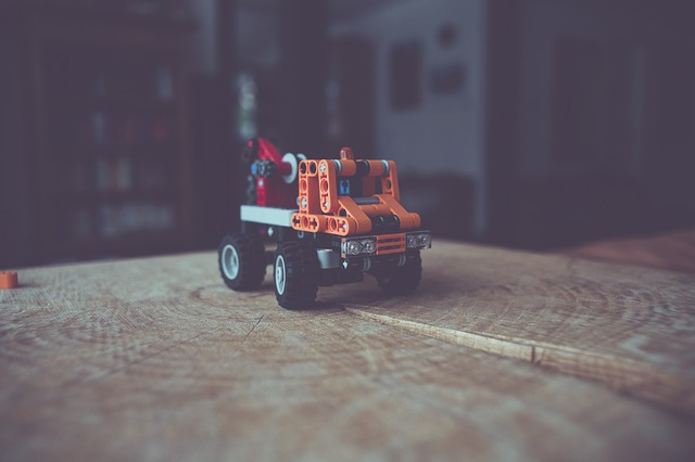 Tecno -Lego Building Blocks Children Toys - markusspiske / Pixabay